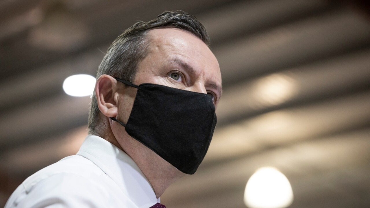Mark McGowan has 'dodged responsibility' for COVID-19 outbreaks: AMA President