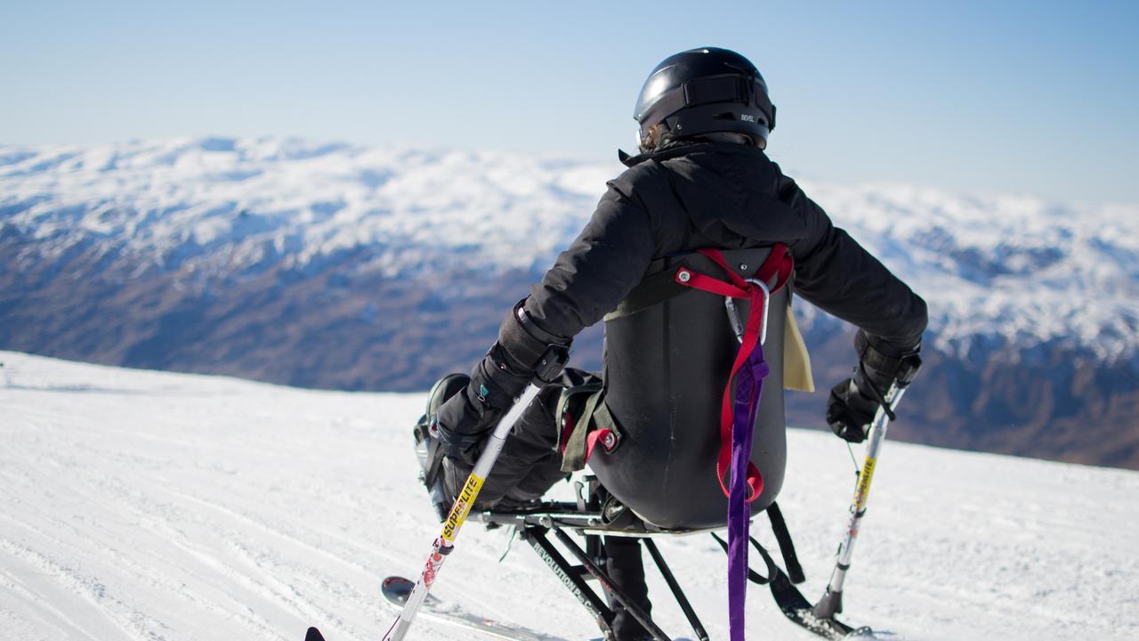 Holidays are for all. Picture: Emil Vejlens/Cardrona Alpine Resort