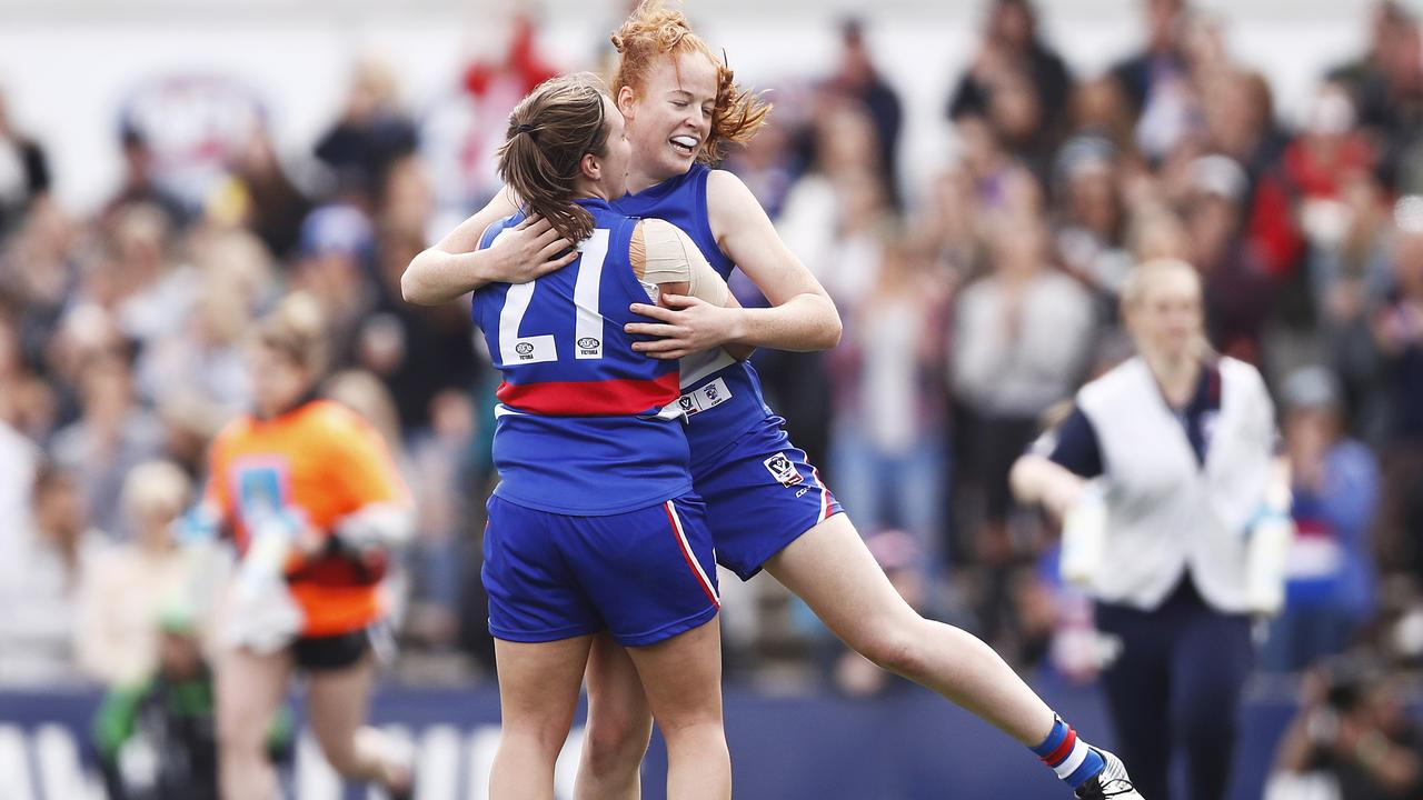 How Bulldogs guidance helped 'young pup' burst into top-ten calculations