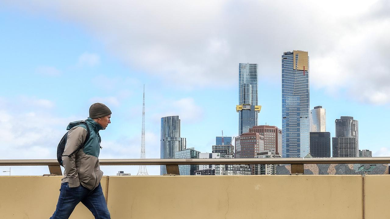 Melbourne will be in lockdown until at least September 2. Picture: NCA NewsWire / Ian Currie