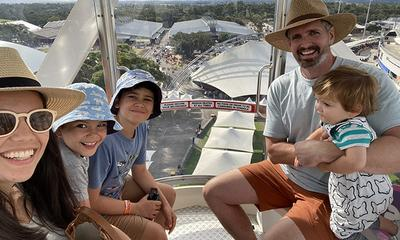 Sydney Royal Easter Show is the ultimate staycation