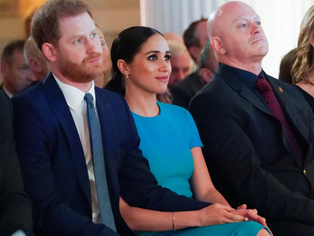 Harry and Meghan departed the UK after a series of high profile engagements. Picture: Paul Edwards/WPA Pool/Getty Images