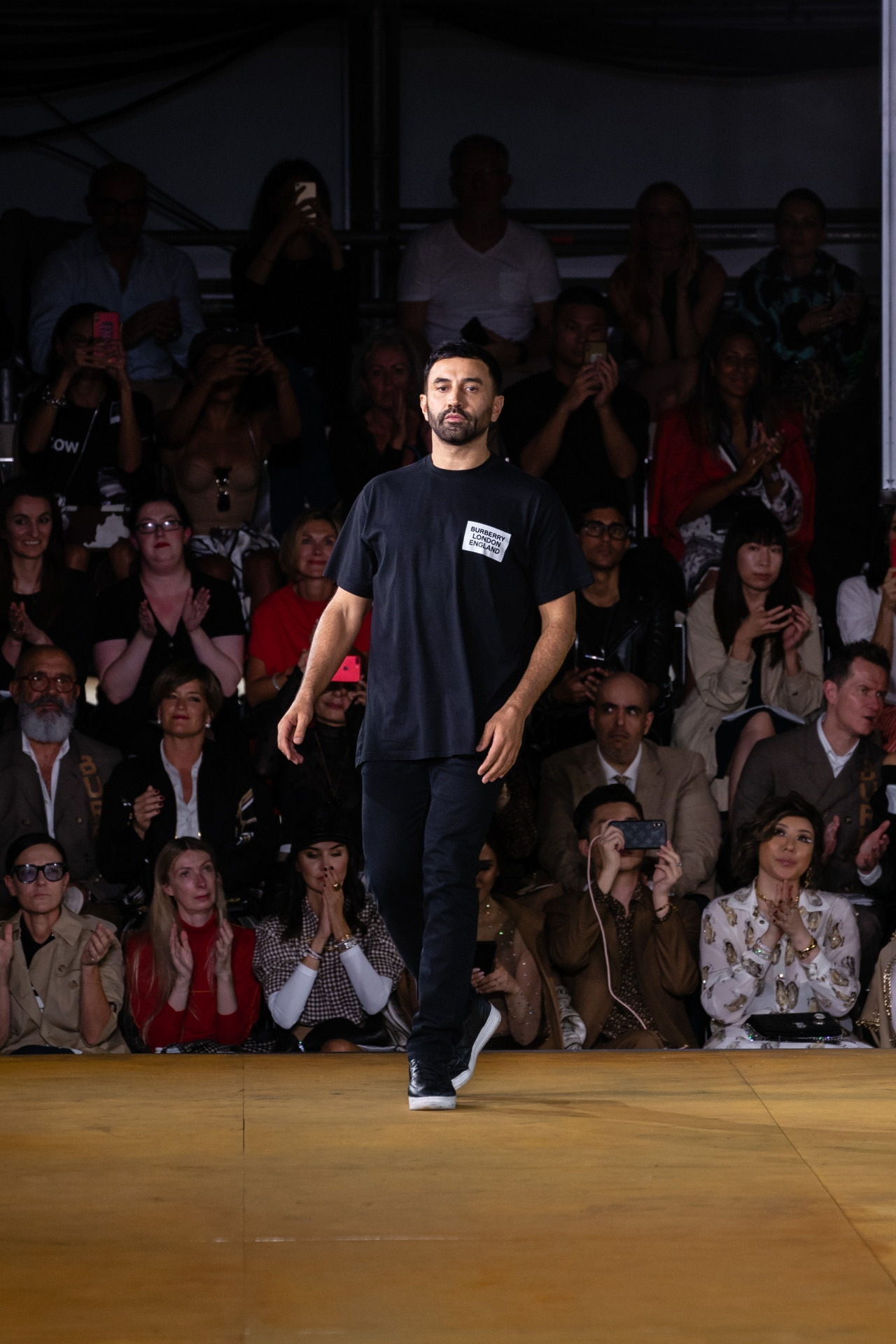 Riccardo Tisci on his career, Burberry and his interpretation of Britishness