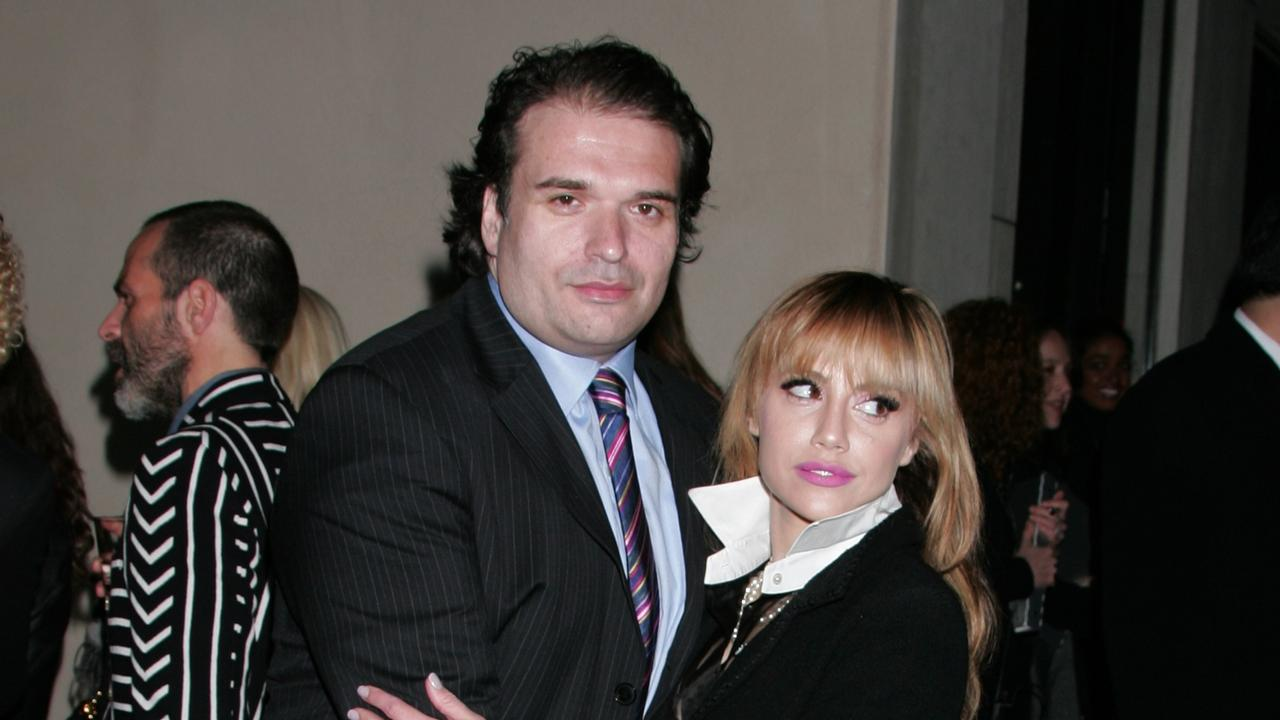 Brittany Murphy started dating Simon Monjack in 2006. (Photo by David Livingston/Getty Images)