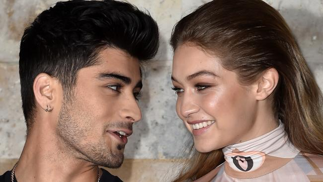 Zayn Malik reportedly proposed to Gigi Hadid but she turned him down. Picture: Getty