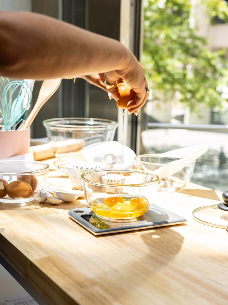 The Big Bake cooking classes. Picture: Rory Forbes Lange
