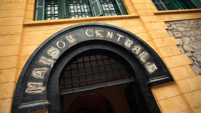 """3/24Hỏa LòAKA """"Hanoi Hilton"""" - Hanoi, Vietnam While this Hanoi prison might be well known for its role in holding American POW's during the Vietnam-American War, Hỏa Lò's (sarcastically nicknamed the 'Hanoi Hilton' to American POW's) long, sad history stretches back to when French colonial forces held Vietnamese prisoners here. While most of the prison was demolished, there is a museum on what remains today."""