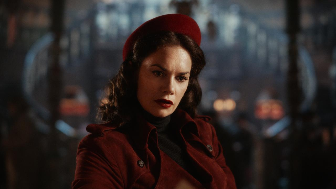 Ruth Wilson in a scene from His Dark Materials for Foxtel. Picture: HBO