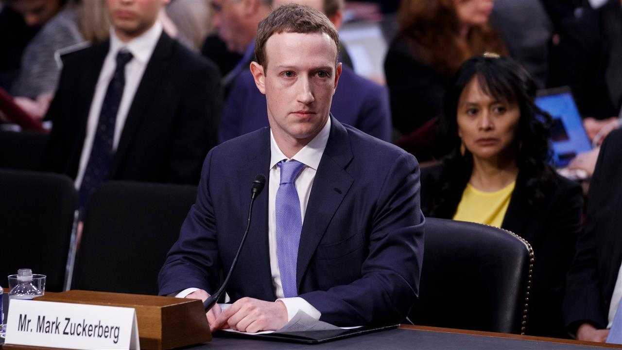 Mark Zuckerberg's Five Hour Face-Off With Congress in Five Minutes