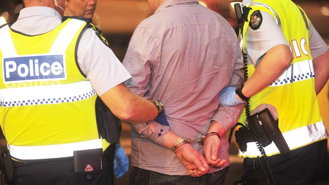 Police are cracking down on the possession of drugs during Operation Safe Night. Picture: file photo