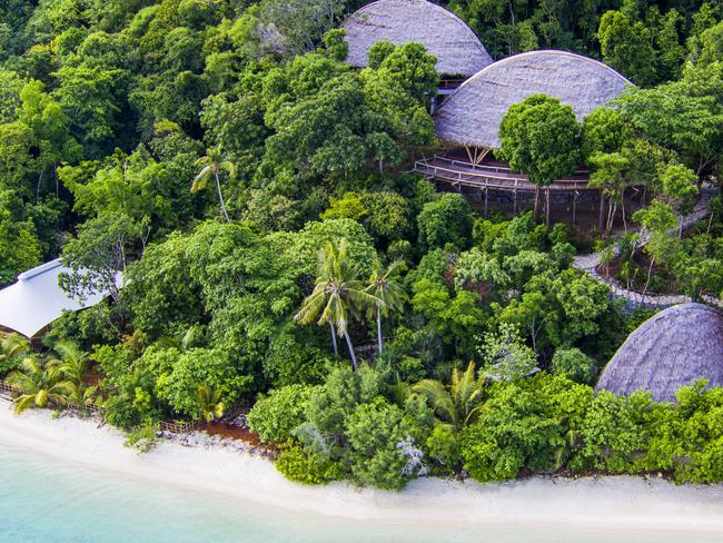 This week marks the 50th anniversary of World Earth Day. In celebration, we've rounded up a collection of six stunning resorts around the world with sustainability initiatives helping to protect the Earth every day of the year.