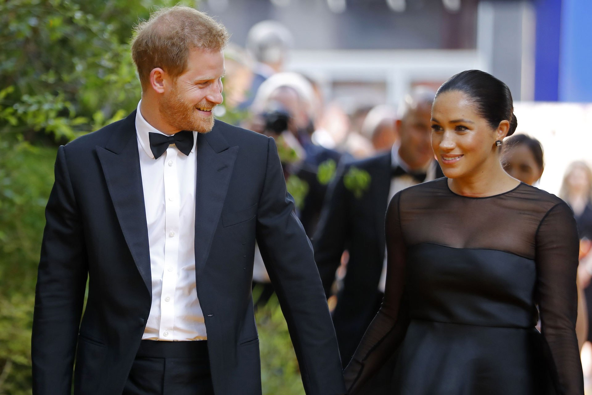 Prince Harry posted a sweet message to Meghan Markle on her 38th birthday