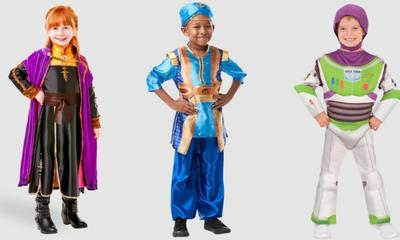 Kids costumes are on sale at The Iconic so stock up for Book Week