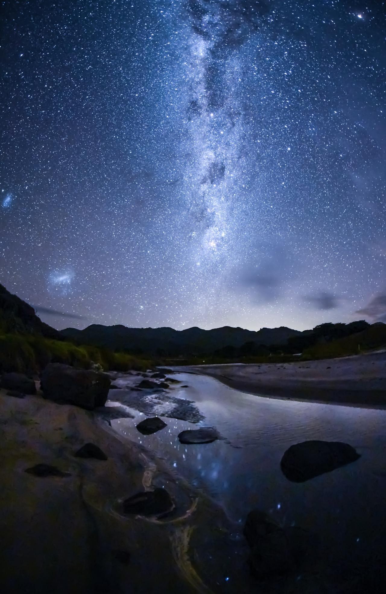 ESCAPE: Best NZ, Nov 12 -  Great Barrier Island, New Zealand. Picture: Mark Russell/Good Heavens