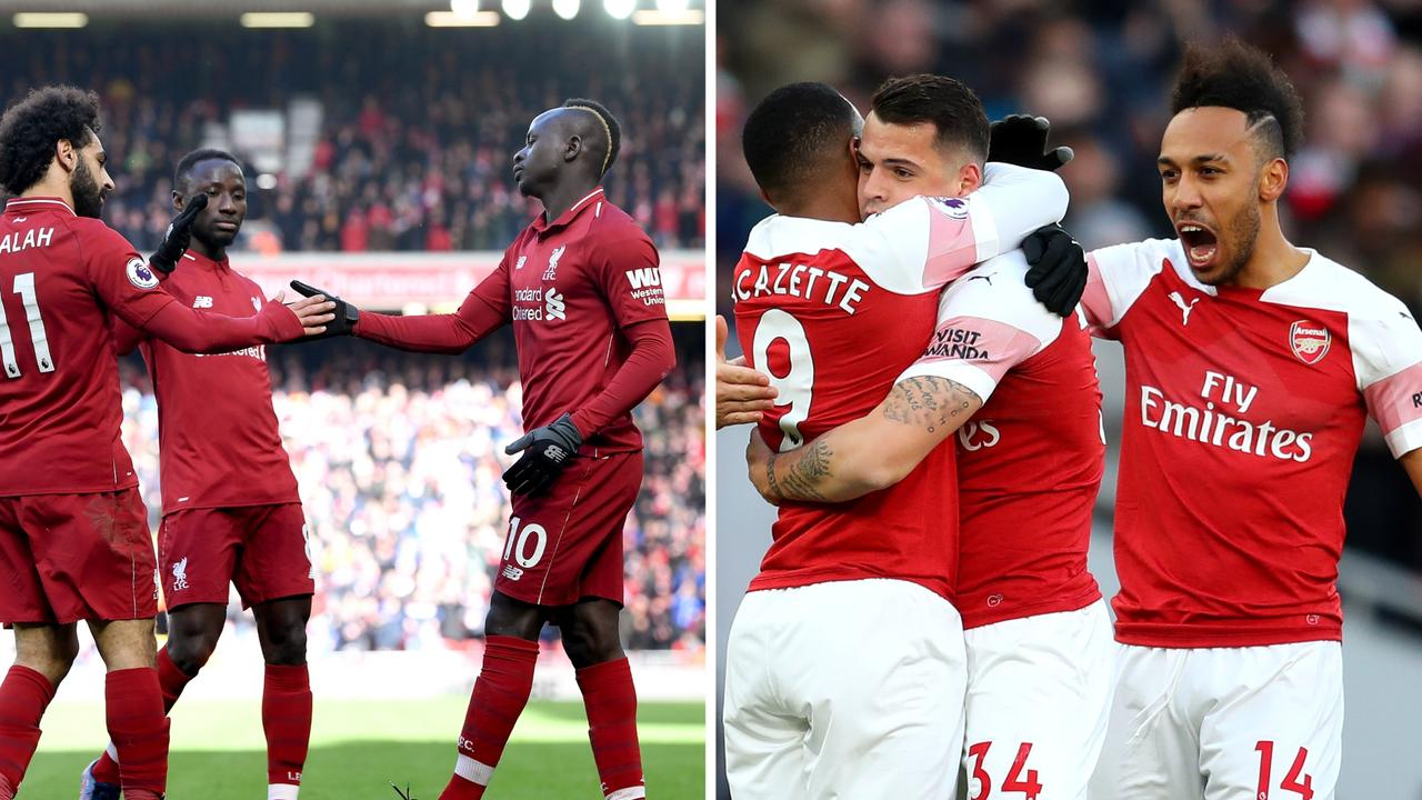 Liverpool and Arsenal both had crucial wins on a big night in the Premier League