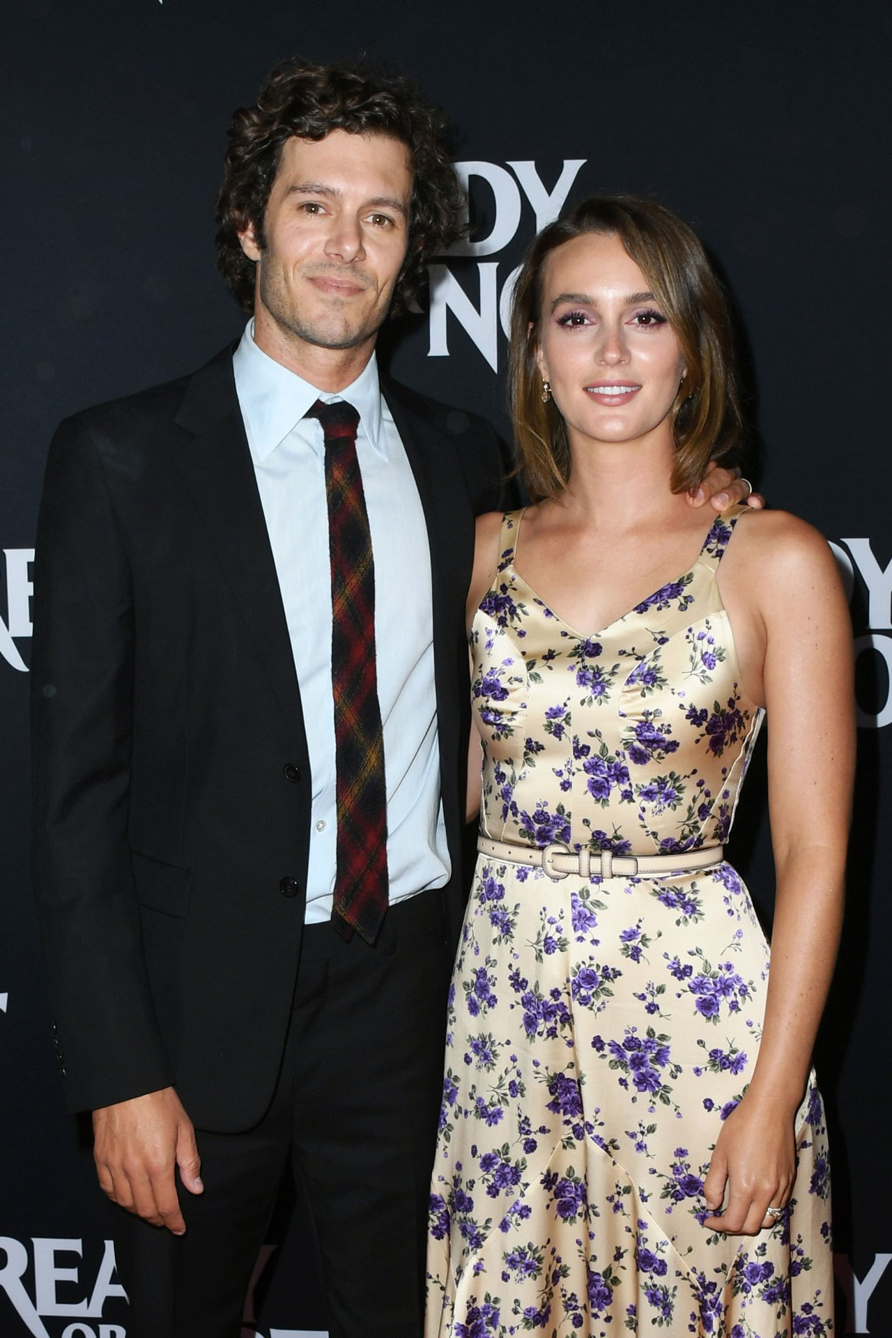 Adam Brody reveals how he felt about marrying Blair Waldorf