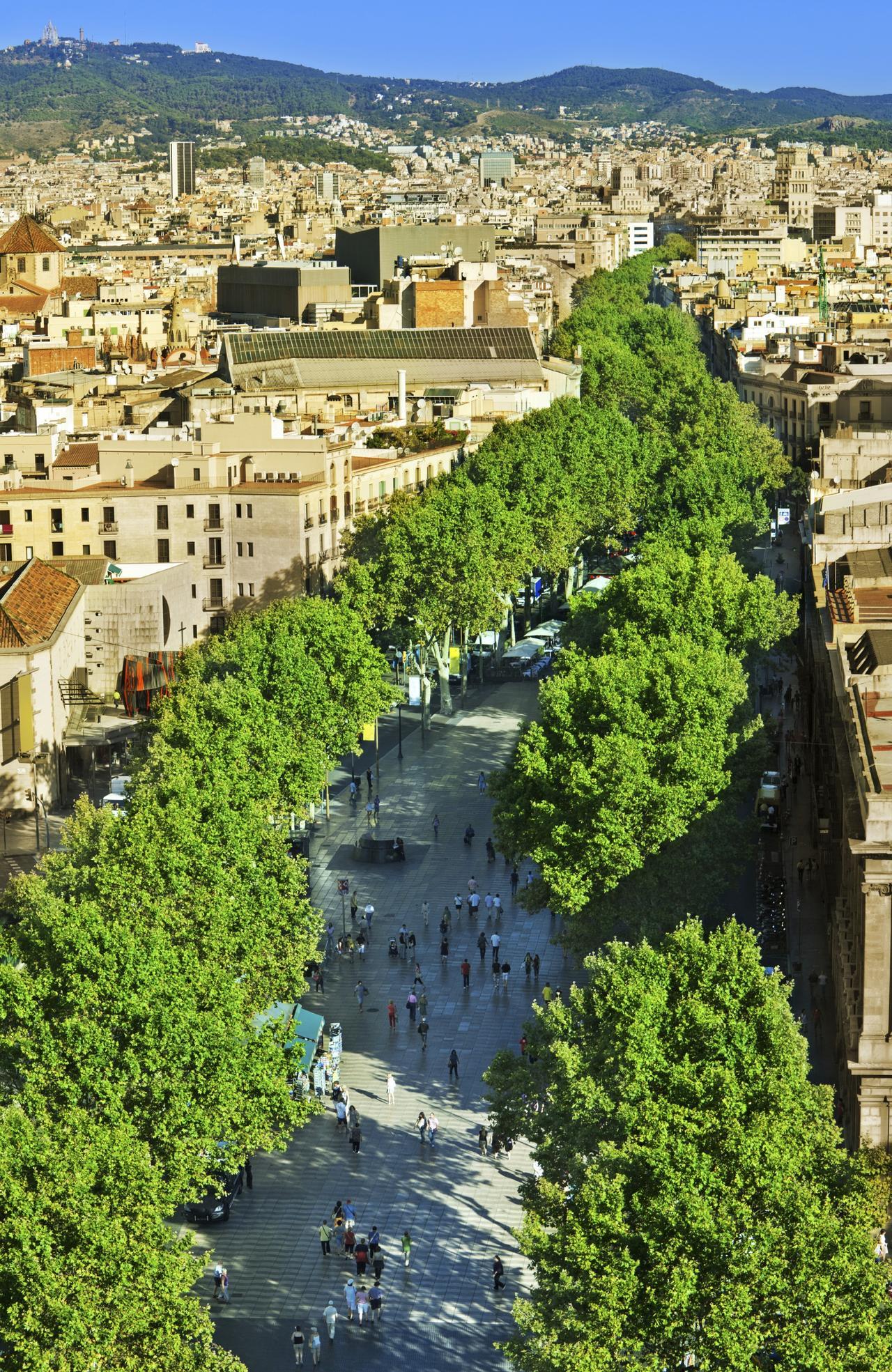 Supplied Travel La Rambla, Barcelona. Picture: iStock