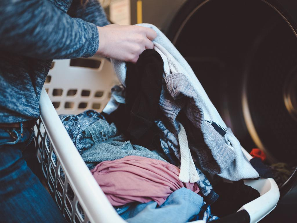 Chelsea's tips included not washing the clothes and keeping the tags on where possible.