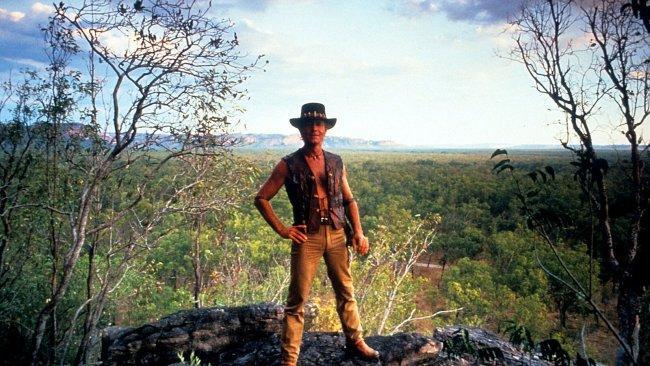 Over thirty years ago,Crocodile Dundee(1986) catapulted Kakadu into the world spotlight.
