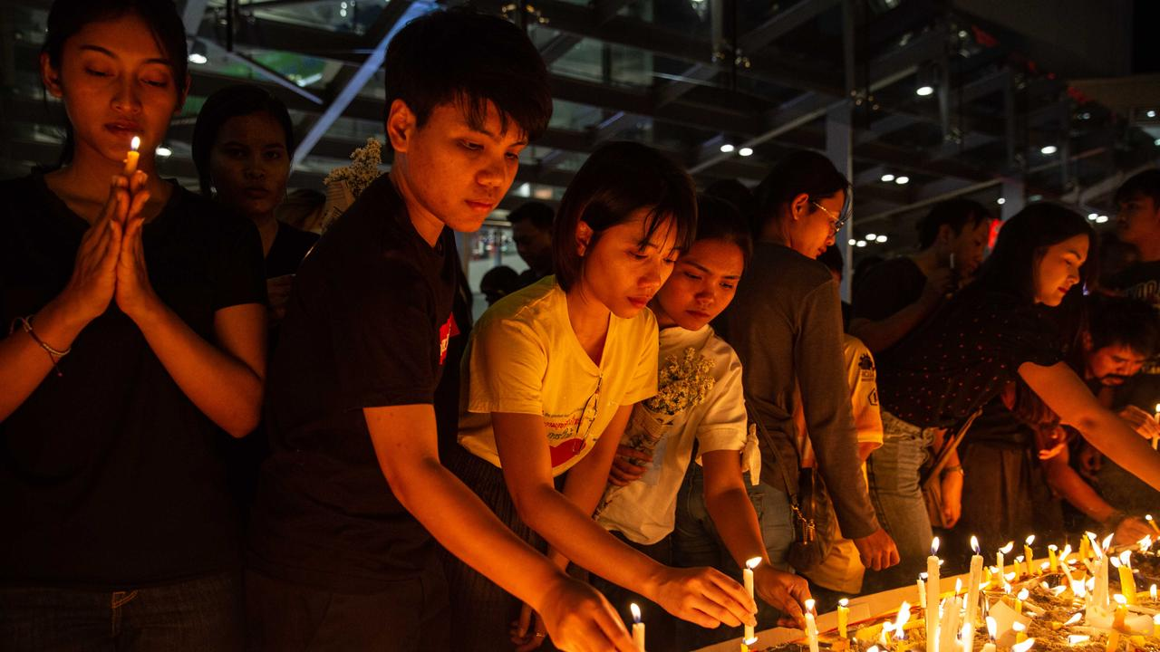 Thailand is in mourning following its worst mass shooting ever. Picture: Lauren DeCicca / Getty Images