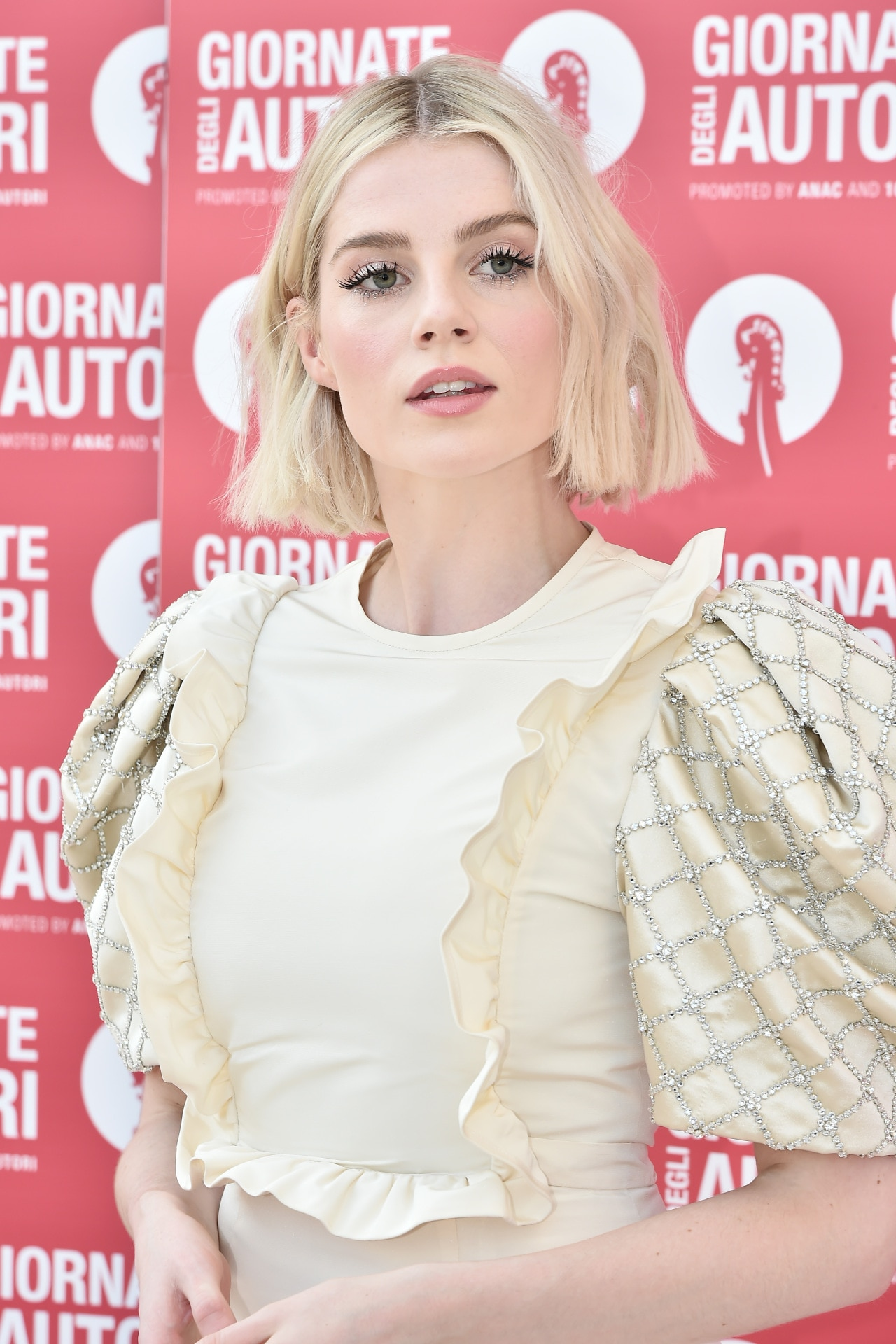 Lucy Boynton on Netflix's The Politician and why her unintentional beauty influencing is set to continue