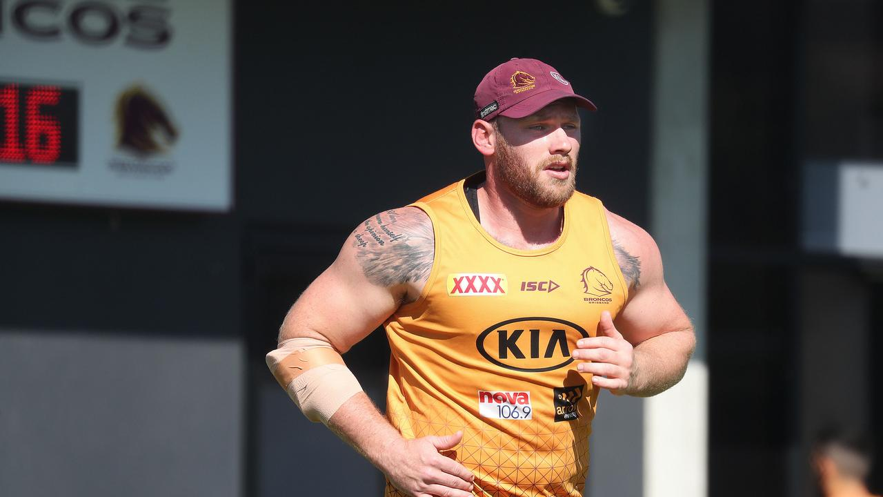 Matt Lodge has been ruled out for the remainder of the season with a leg injury. Pic Annette Dew