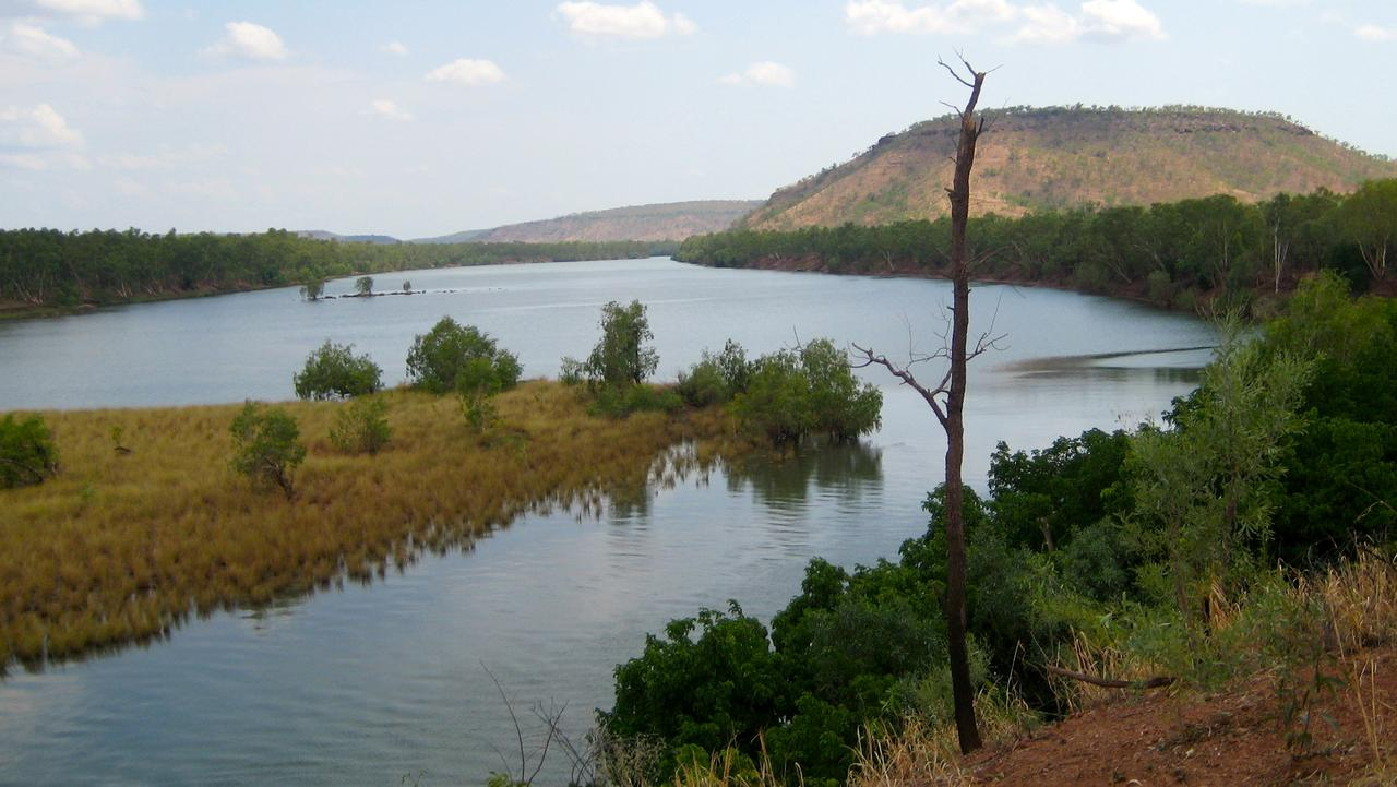 The mighty Ord River.