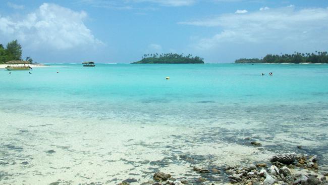 Rarotonga looks inviting. Picture: TripAdvisor