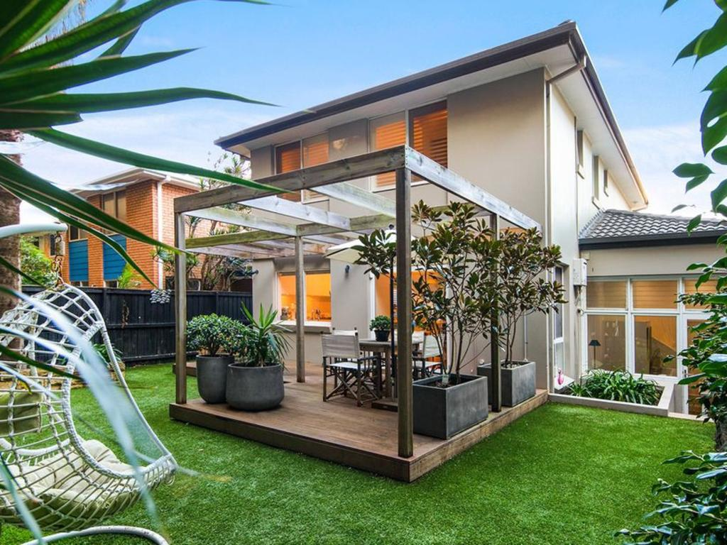 The North Bondi house sold after 13 days on the market for $3.15m.