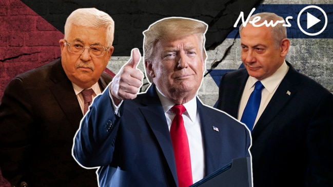 Trump's peace plan slammed: 'Jerusalem is not for sale'