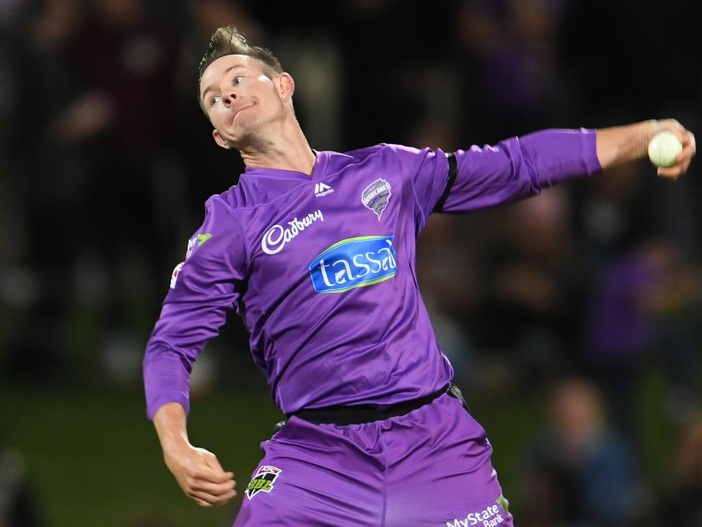 D'Arcy Short of the Hurricanes is a weapon with the ball or the bat in hand and banks mega-points in SuperCoach BBL