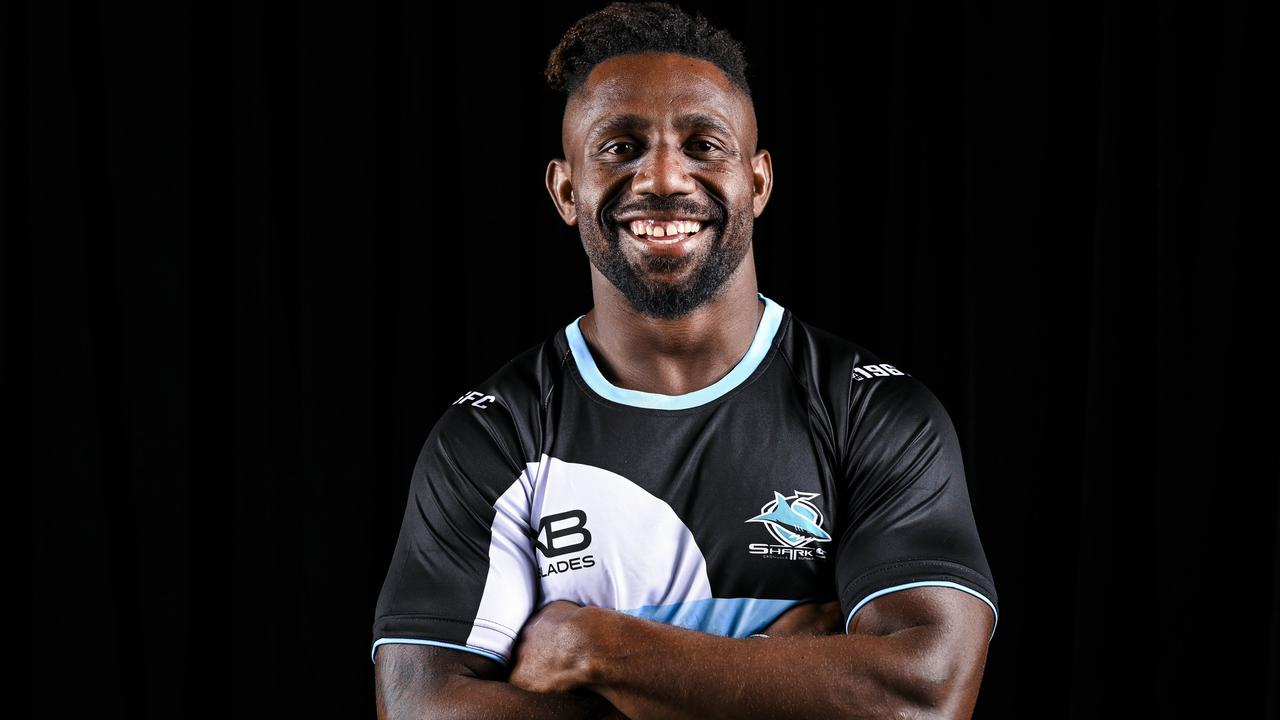 Cronulla Sharks have signed James Segeyaro to a training contract.