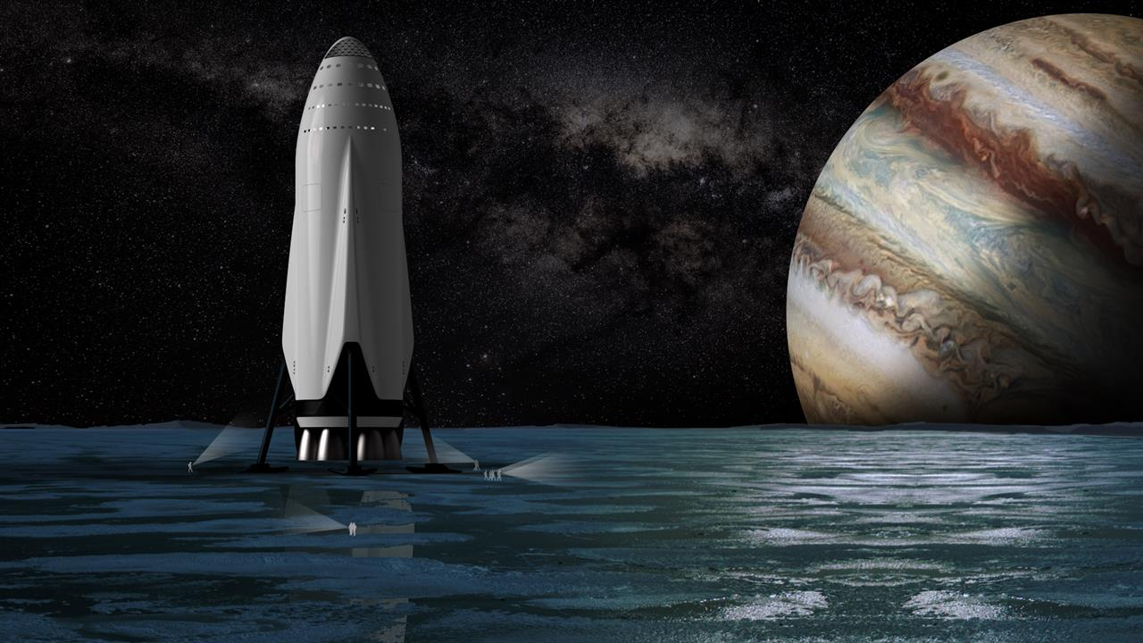 Elon Musk Reveals Vision for Colonizing Mars