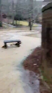 Persistent Rain Causes 'Life-Threatening' Flooding in Alabama