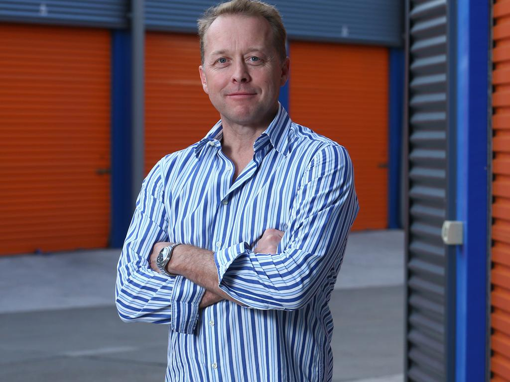 Businessman Sam Kennard says their business is looking for alternative suppliers and encouraged others to review their contracts and look for non-Chinese suppliers. Picture: Britta Campion / The Australian.