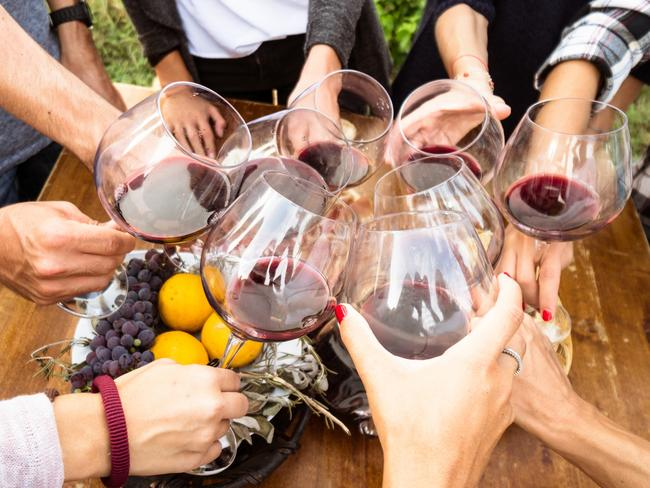 Different types of alcohol elicit different emotional responses. Picture: iStock