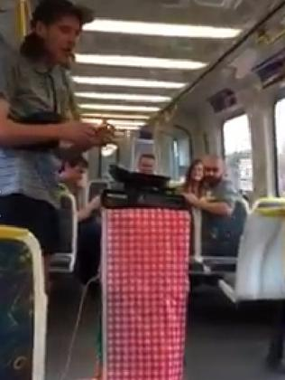 Frankston train line cook labelled 'extremely dangerous'. Picture: Facebook