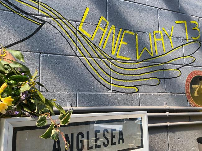 4/13Laneway 73, Anglesea  Melbourne's laneway culture has been transported to the coast at this Italian-influenced café serving organic Gravity coffee, panini, pizza and cheeseboards. The team have also just opened up a cannoli bar, Cannoli @73, and pizzeria – and they do European-themed Christmas hampers. facebook.com/www.laneway73.com.au