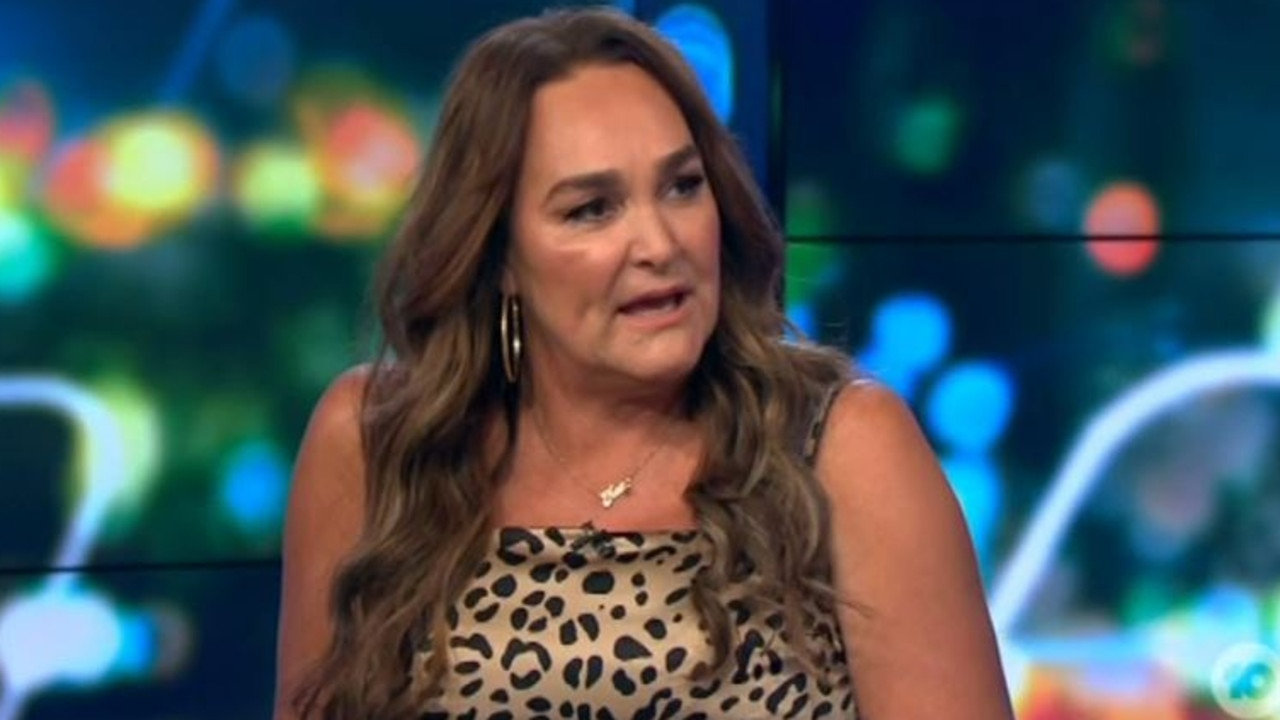 Kate Langbroek opened up about her move to Italy on The Project