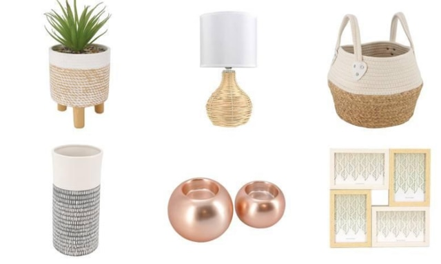 Woolies launches limited edition homeware range