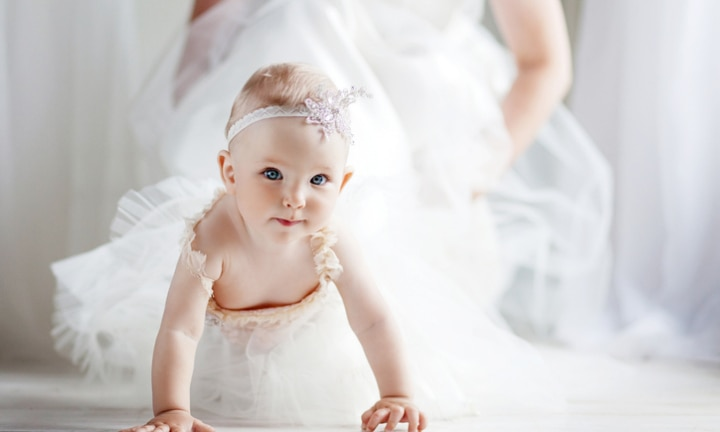 <b>AVA.</b> Do you envisage your little one as petite and graceful? Ava could be the name for her, as it means 'like a bird' in Latin. Also, Ava Gardner. Need we say more?  <p><i>Image: iStock.</i></p>