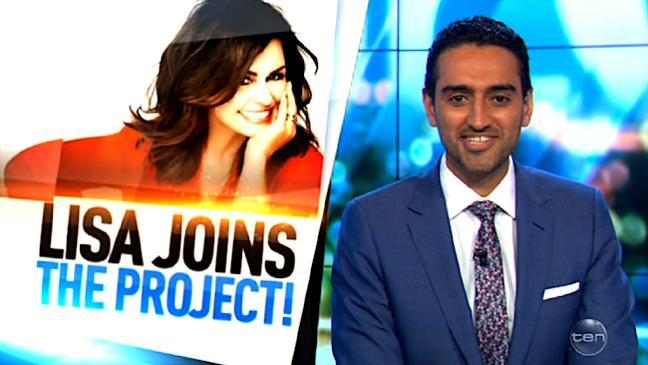 The Project acknowledge Lisa Wilkinson is joining them