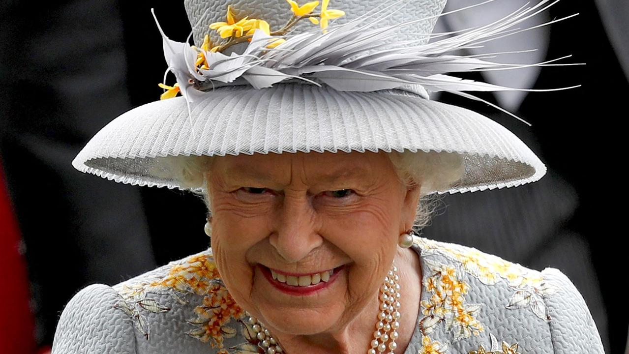 Operation London Bridge is the name of the plan for when the Queen dies. Picture: Adrian Dennis/AFP