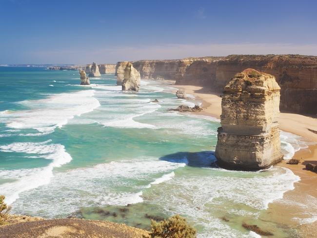 SEE THE 12 APOSTLES There may only be eight left, but the 12 Apostles are a must-stop on every Great Ocean Road trip. Plan to get there late-afternoon, so you can watch the sea spray glowing gold as the sun sets.See more: 10 best Airbnbs to escape to in Victoria  See more: I found Melbourne's best-kept secret  See more: 20 incredible Victorian road trips  See more: The pub meal worth the day trip