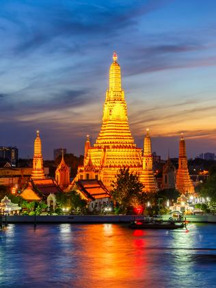 Bangkok is the cheapest city to fly from Sydney in terms of cost per kilometre.
