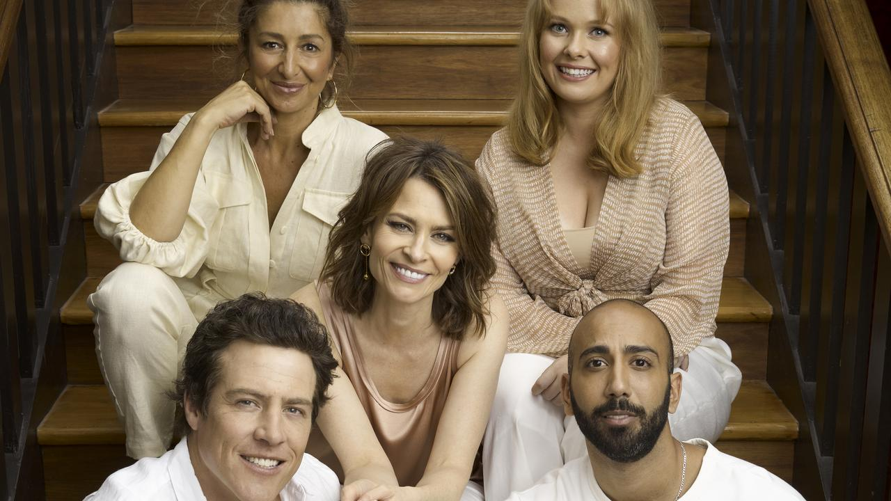 Five Bedrooms season two will be a Paramount+ exclusive.