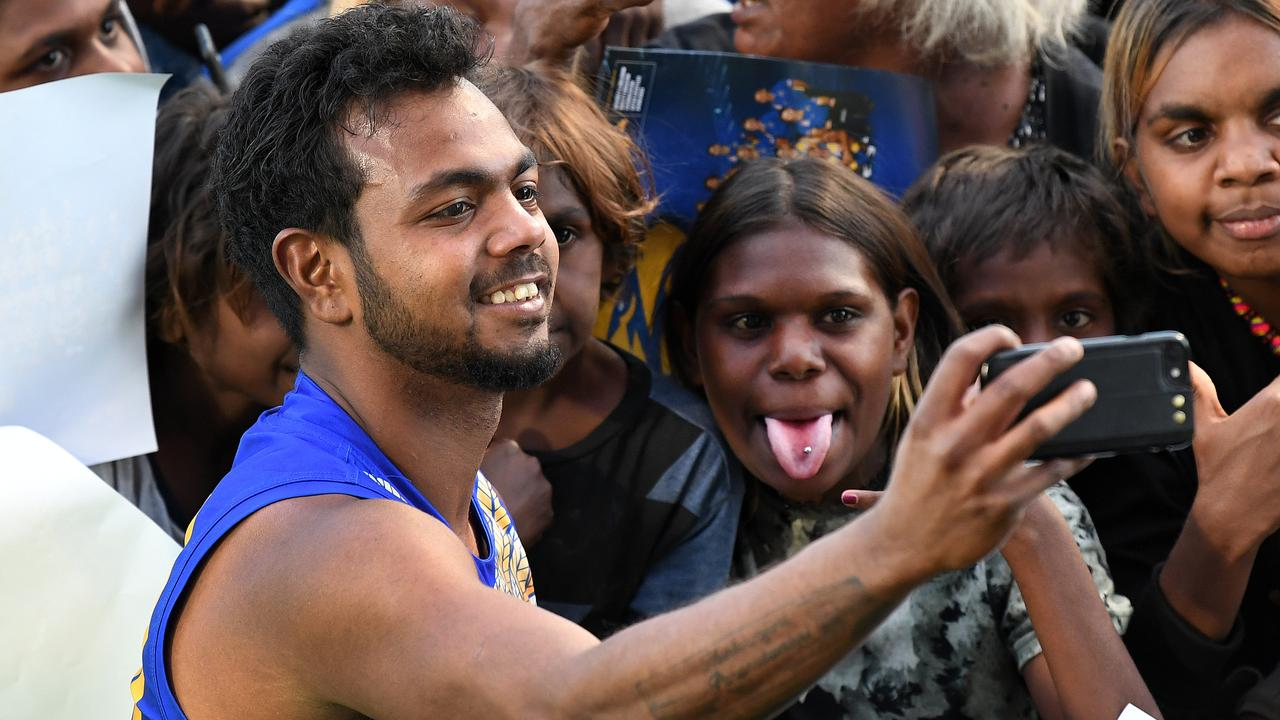 Willie Rioli was preparing for finals 12 days ago — now his AFL career is on the ropes