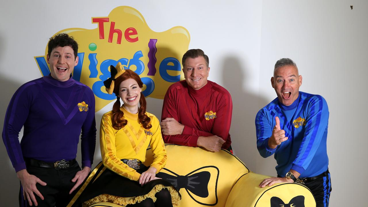 Simon Pryce And Lauren Hannaford Wiggles Couple Share Road To Pregnancy Daily Telegraph