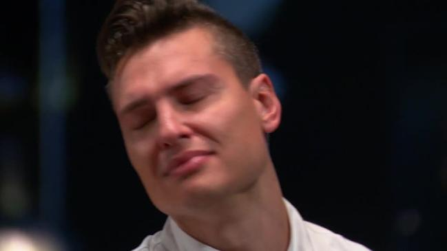 Ben makes it to the Top 3 on Masterchef