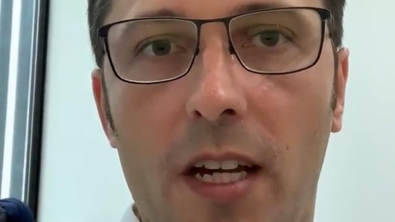 A still from Alex Turnbull's video.